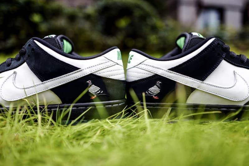"Nike SB ナイキ パンダ ピジョン ステイプル  Staple ダンク Dunk ""Panda Pigeon"""