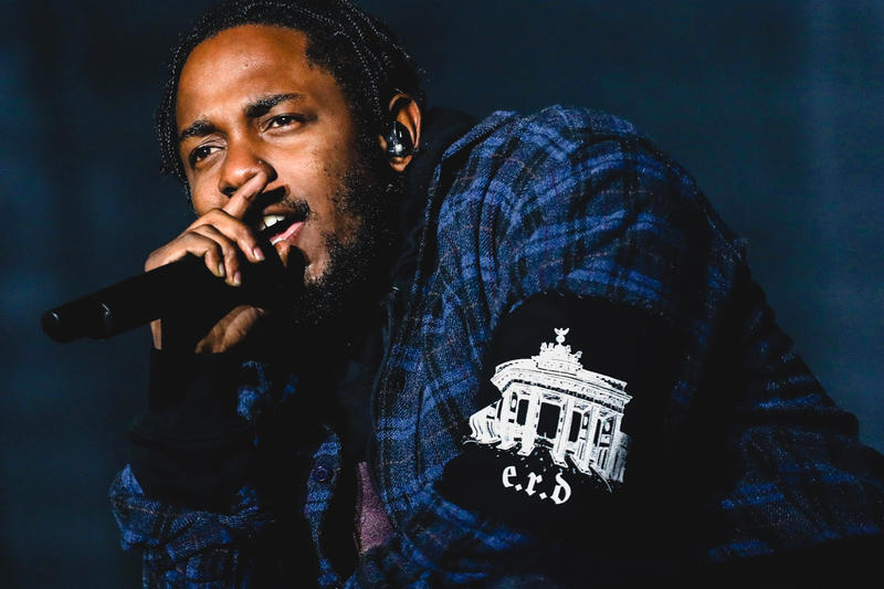 ケンドリック・ラマーとナイキ Kendrick Lamar と Nike が新たなコラボレーションに着手?