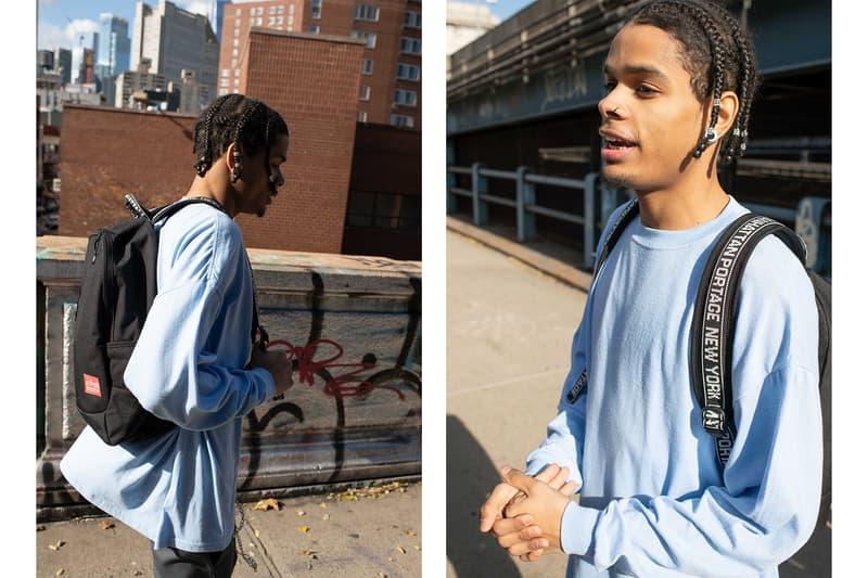 マンハッタンポーテージ 写真家 ピーター・サザーランド  Manhattan Portage 2019年 春夏 ルックブック