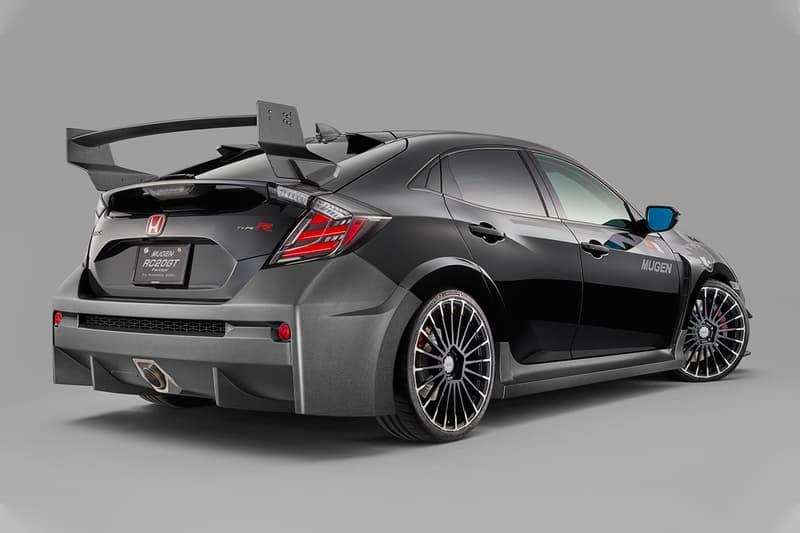 無限 シビック タイプ R ホンダ Mugen Civic Type R RC20GT カスタム レース