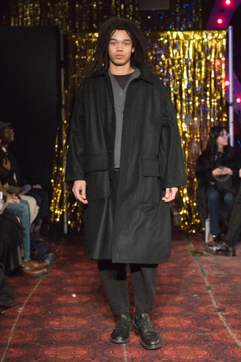 NICHOLAS DALEY ニコラスデイリー 2019年秋冬コレクション BLACK ARK