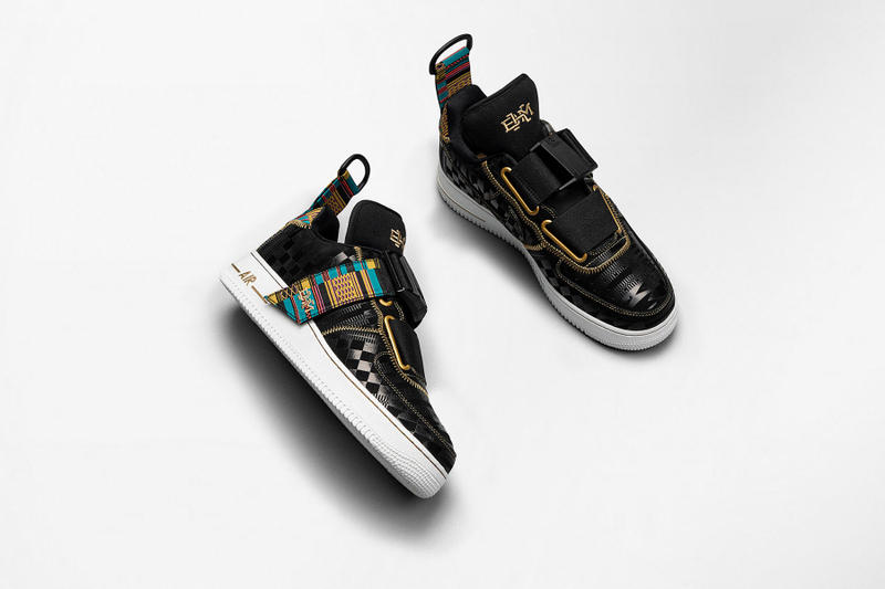 """ナイキ Nike BHM air jordan 1 エアジョーダン 1 が黒人歴史月間をテーマにした2019年の """"Black History Month"""" コレクションを発表"""