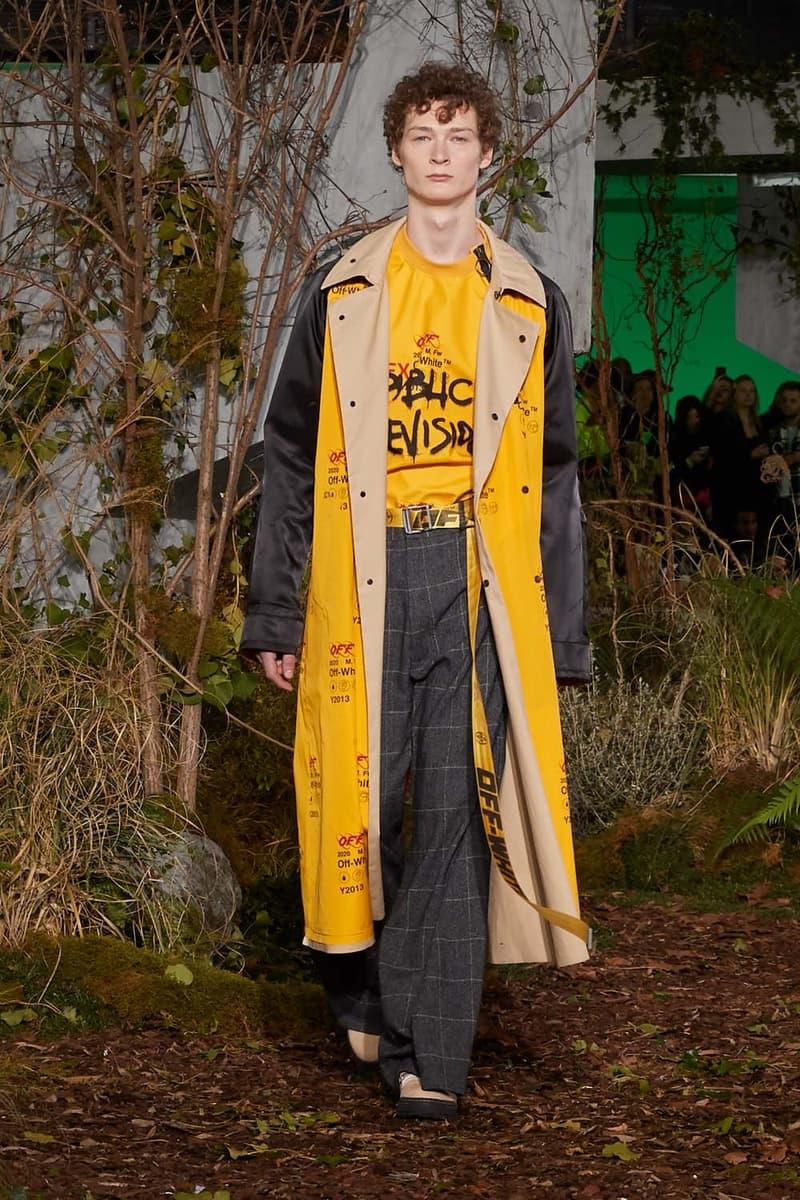 オフホワイト ヴァージル・アブロー Off-White™ Fall Winter 2019 Runway Collection Paris Fashion Week Offset Playboi Carti virgil abloh