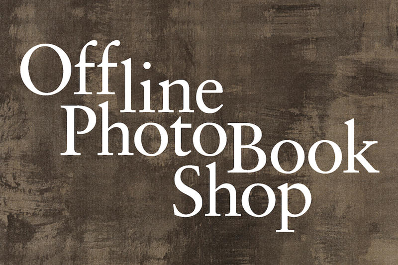 twelvebooks  flotsam books Offline PhotoBook Shop 2