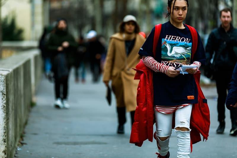 ストリートスナップ:パリファッションウィーク・メンズ 2019年秋冬 Streetsnaps:Paris Fashion Week Men's Fall/Winter 2019