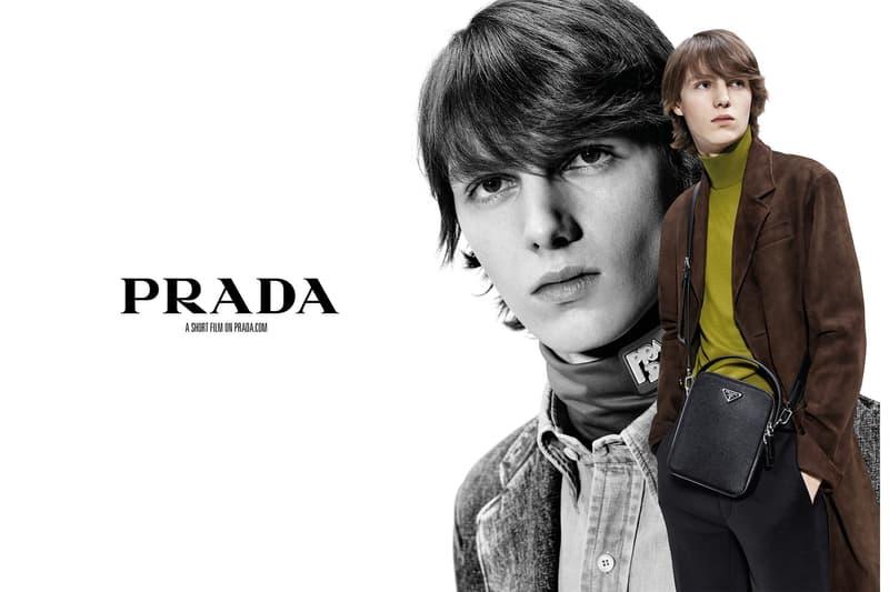 """プラダ Prada が2019年春夏の最新キャンペーン """"DOUBLE EXPOSURE"""" を公開"""