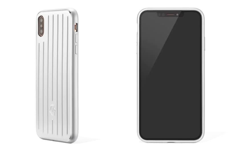 リモワ iPhone ケース RIMOWA Aluminium Groove Case for iPhone XR iPhone XS Max