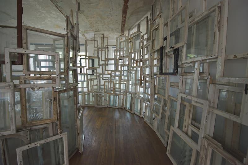 塩田千春 展 個展 魂がふるえる 森美術館 Shiota Chiharu exhibition mori art museum