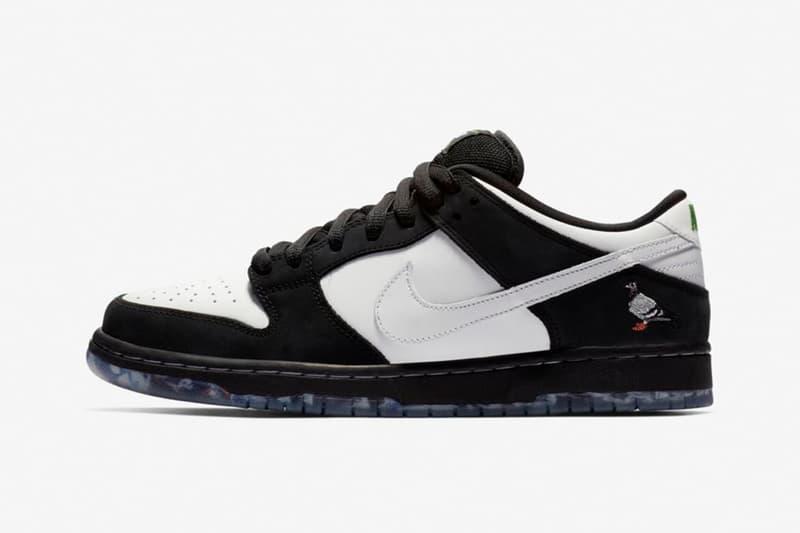 """ステイプル x ナイキ SBによるダンク Staple x Nike SB による Dunk """"Panda Pigeon"""" の国内展開日が解禁"""