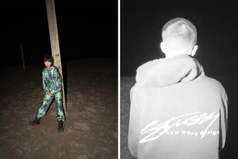 "Stüssy Pre-Spring 2019 ""New Wave Gear"" Release collection summer drop january 18 2019 dover street market buy mens womens"