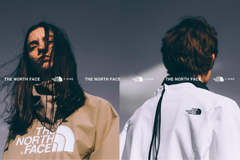 THE NORTH FACE x HYKE ハイク ノースフェイス メンズ ライン 2019年春夏 コレクション