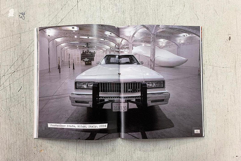 トム・サックス Tom Sachs Caprice Owners Manual Second Edition Release buy info details pages 2019 preview cover contents