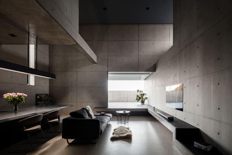 木村浩一 建築 フォルム・木村浩一建築研究所 滋賀県 プロジェクト 住宅 tranquility house japan form architecture shiga tranquil Kouichi Kimura Architects