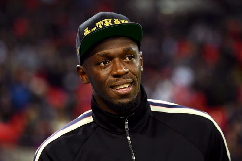ウサイン・ボルト サッカー選手 プロ オリンピック 世界陸上 金メダル 記録 Usain Bolt