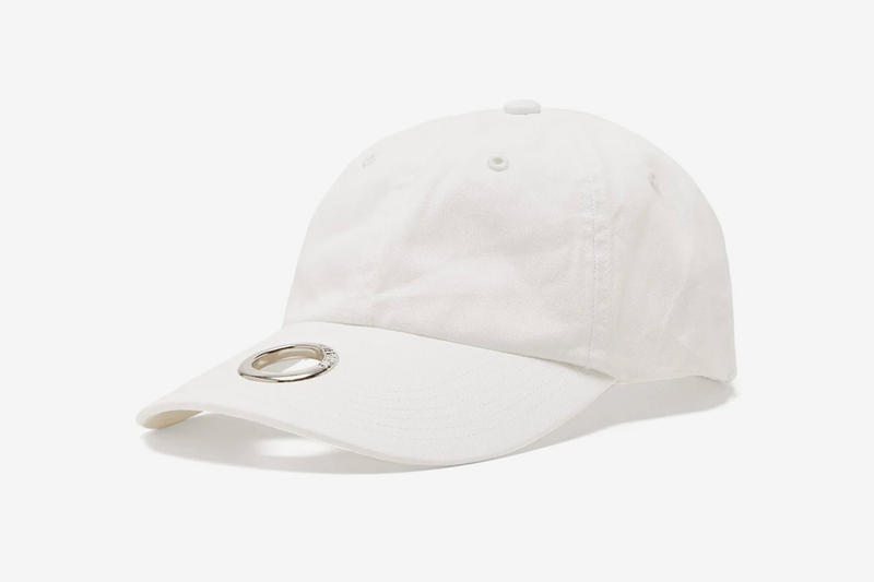 ヴェトモン リーボック キャップ オンライン Vetements Reebok Metal Eyelet Cap  Release Info Date Black White MATCHESFASHION.COM demna gvasalia