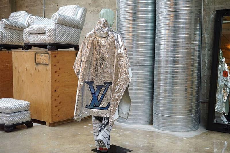 クロムハーツ ルイ・ヴィトン ヴァージル・アブローが Chrome Hearts ニューヨーク店に Louis Vuitton 2019年春夏コレクションの特設スペースをオープン