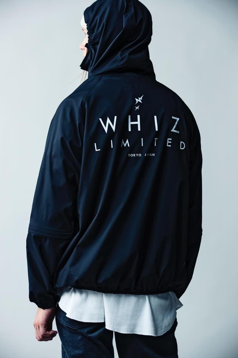 WHIZ LIMITED  ウィズリミテッド コレクション 2019年春夏 ルックブック