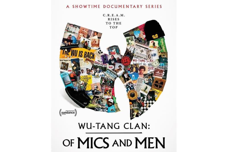 米サンダンス映画祭にて ウータン・クランのドキュメンタリー作品 Wu-Tang Clan: Of Mics and Men Docuseries Trailer Showtime