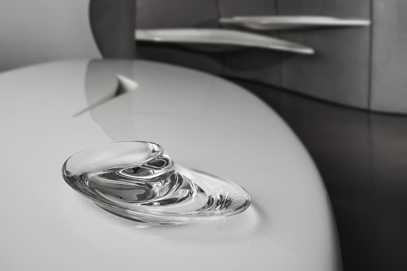 ザハ・ハディド・デザイン メゾン・エ・オブジェ パリ zaha hadid design maison et objet paris collection products