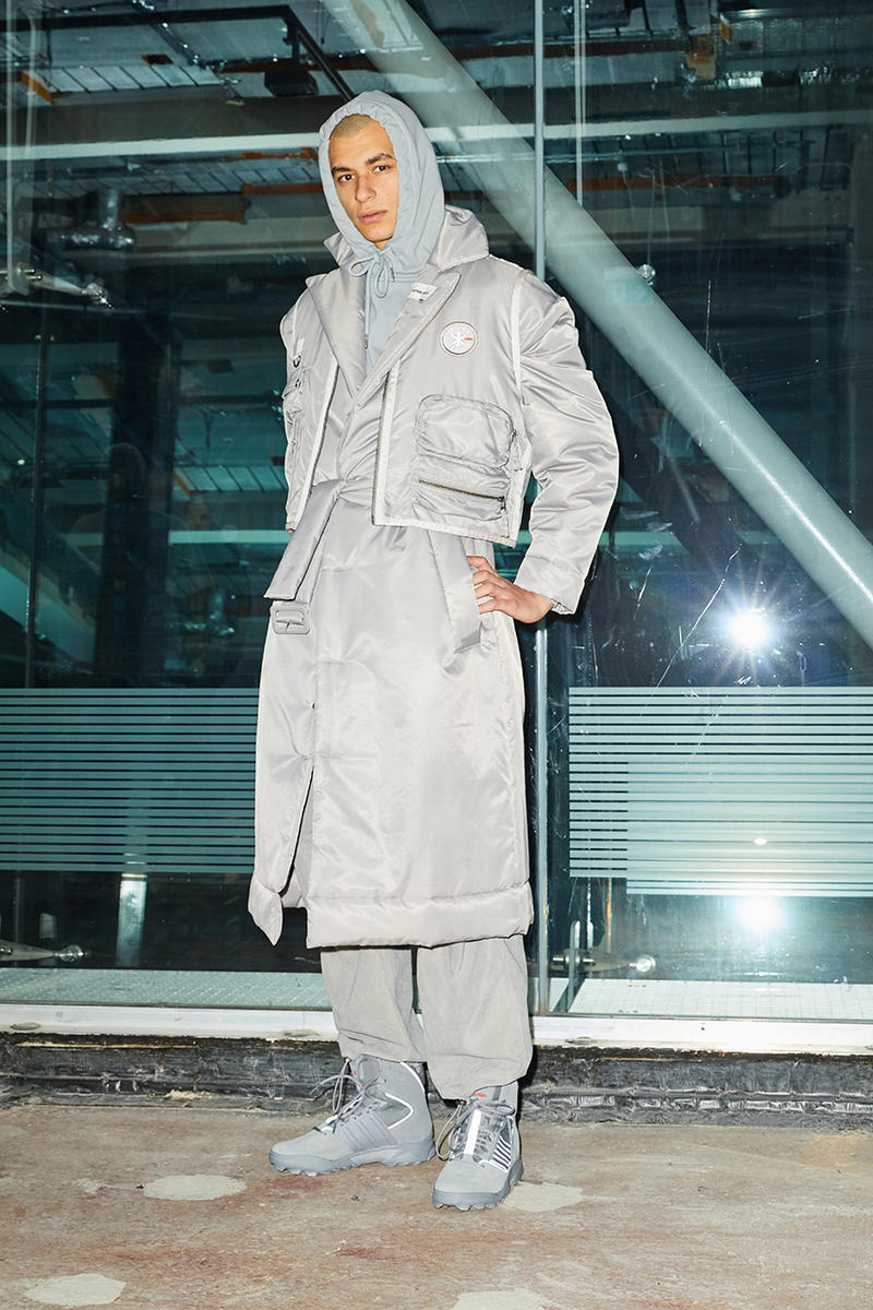 032c ドイツ・ベルリン発 アート ファッションマガジン Cosmic Workshop Lookbook ルックブック Marc Goehring Thomas Lohr Collection Antonioli Berlin Release Details Date