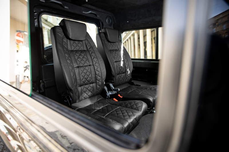 ランドローバー・ディフェンダー Land Rover リストア カスタム Defender Arkonik アルコニック