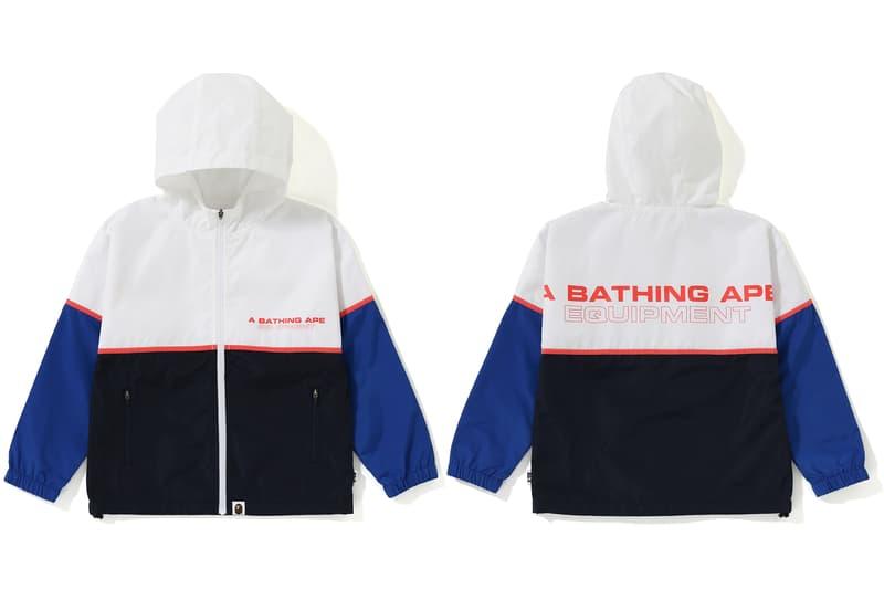 ア ベイシング エイプ A BATHING APE BAPE ベイプ オンライン トラックジャケット パンツ Tシャツ サコッシュ フリース