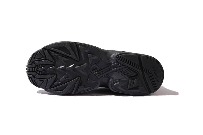 アディダス ビームス adidas Yung-1 beams オンライン スニーカー 黒 ブラック Exclusive Charcoal Colorway sneaker release