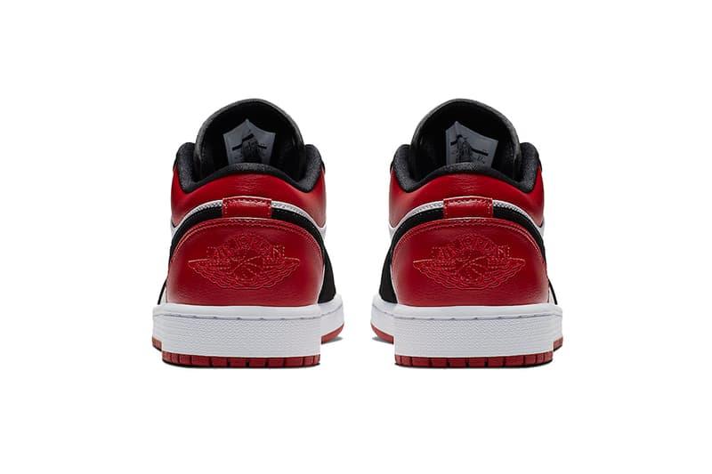 エアジョーダン1 つま黒 ナイキ スニーカー フラグメント fragment air jordan 1 low black toe white gym red 2019 brand footwear sneakers wings