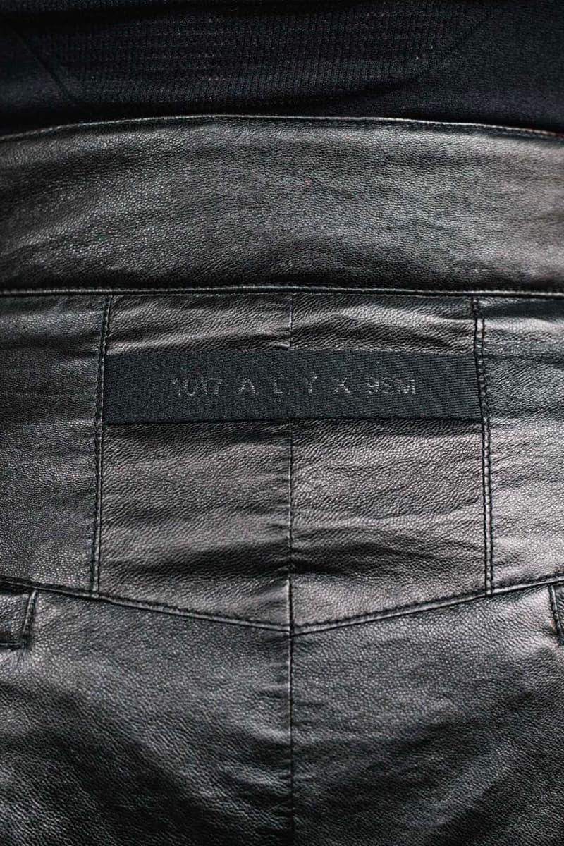 アリクス x モンクレール マシュー・ウィリアムズが ALYX x Moncler によるコラボアイテムを先行公開 ALYX x Moncler Collaboration Teaser Matthew Williams milan fashion week runway shows fall winter 2019