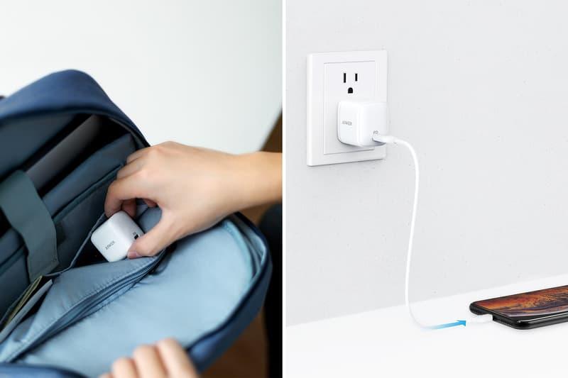 Anker  アンカー 次世代パワー半導体素材 GaN ガン 超コンパクト USB 急速 充電器 発売 Anker PowerPort Atom PD 1