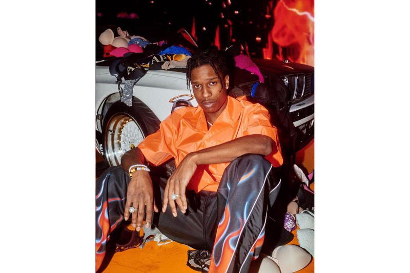 プラダ エイサップ・ロッキー Prada  AWGE  A$AP Rocky