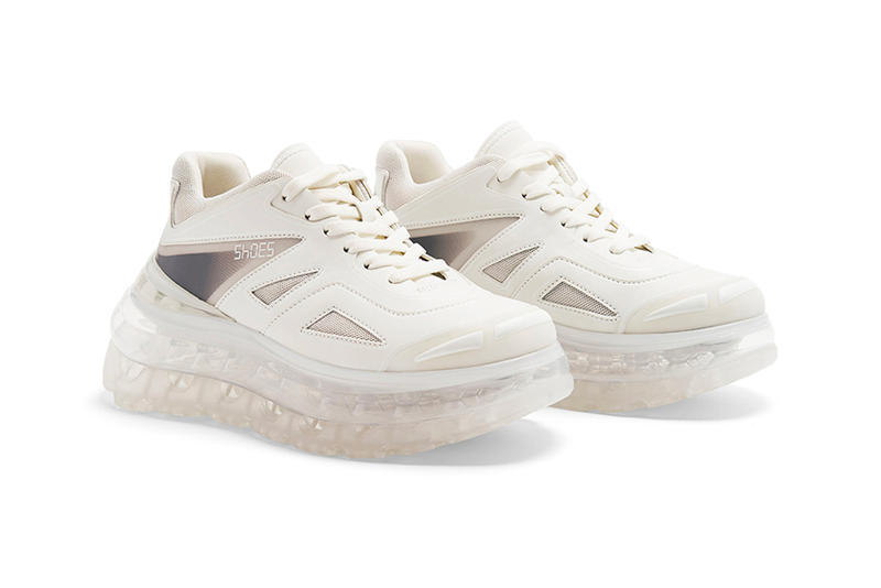 バレンシアガ  Balenciaga Triple S のデザイナーが手がける新ブランド Shoes 53045 がローンチ Balenciaga Triple S David Tourniaire-Beauciel Shoes 53045 Launch Sneaker Line Designer Aurelia Ammour