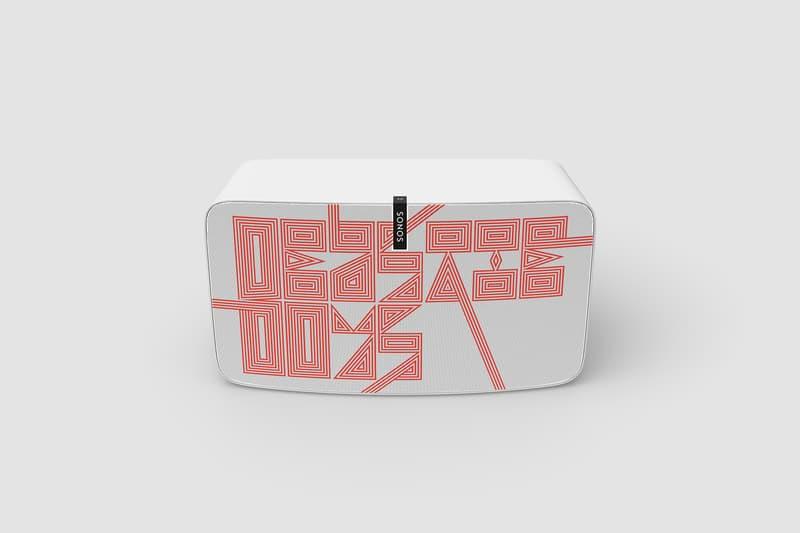 ビースティ・ボーイズ ソノス スピーカー ビームス 六本木ヒルズ Sonos Play 5 Beastie Boys Edition 価格 オンライン 取扱
