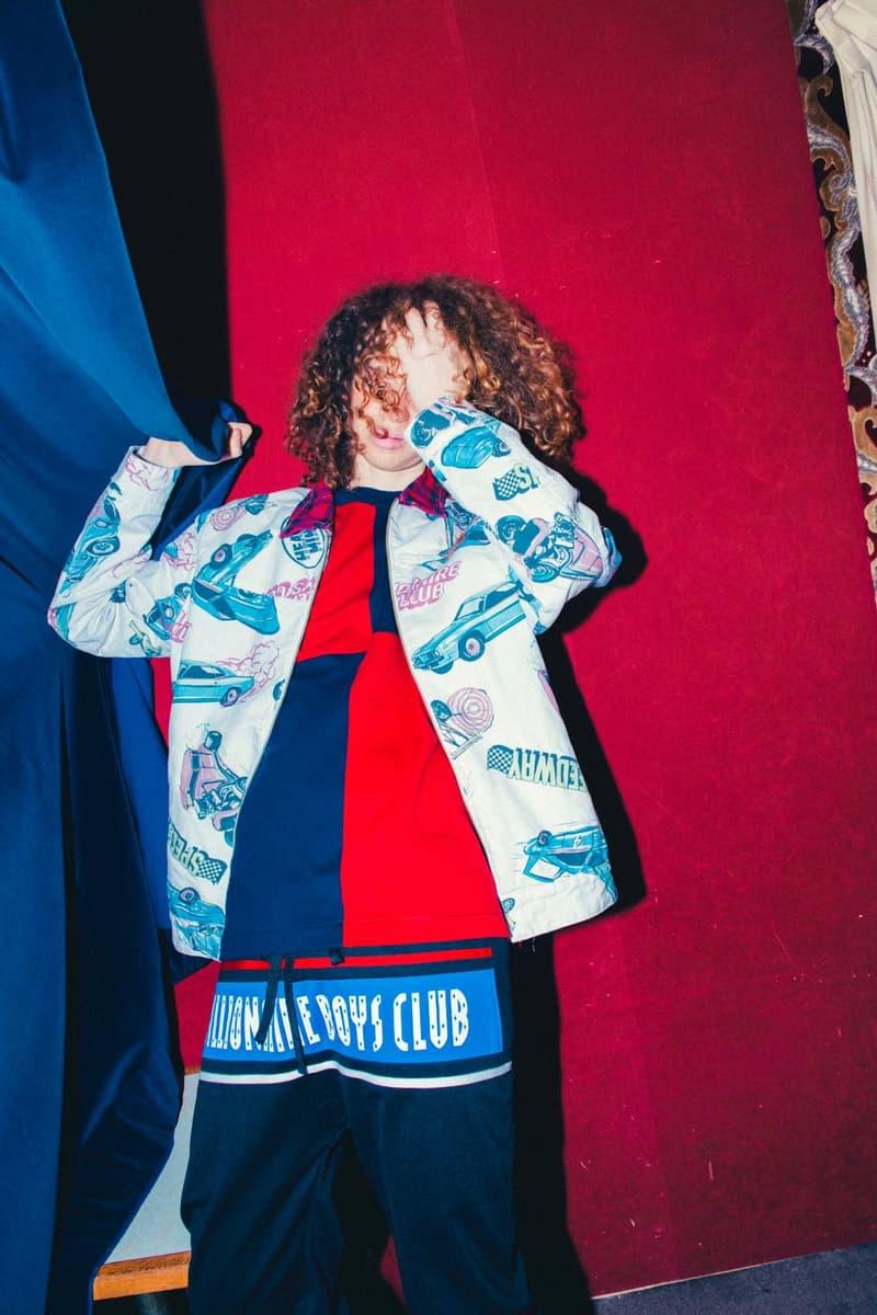 ファレル ビリオネア ボーイズ クラブ  Billionaire Boys Club Pharrell-Williams 2019年春夏コレクション 最新ルックブック 登場
