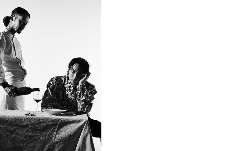 """小関裕太が魅せる Burberry の伝統と革新が出会った新しい世界観 """"ラグジュアリーストリートの申し子""""が新たに描く〈Burberry〉と若き表現者の邂逅"""