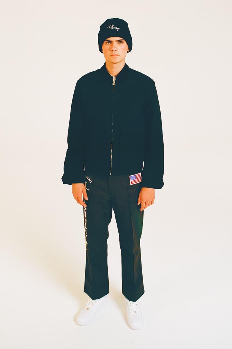 チェリー ロサンゼルス Cherry Los Angeles Apex Collection Lookbook Info fashion LA ski theme