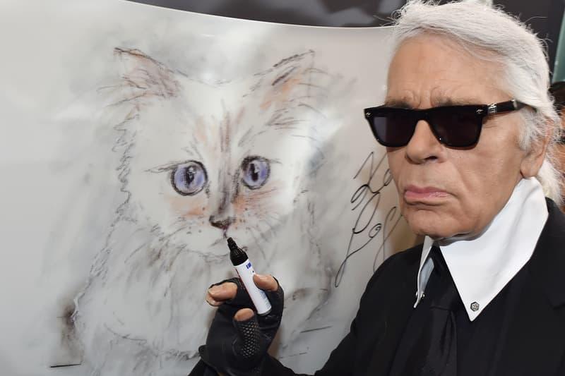 カール・ラガーフェルド シュペット 死亡 死去 遺産 相続 シャネル CHANEL フェンディ FENDI シュウウエムラ デザイナー Karl Lagerfeld