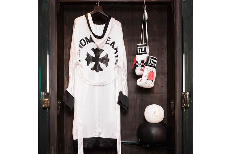 クロムハーツ ジム 器具 アイテム Chrome Hearts Gym Equipment Peloton gym sports boxing weightlifting athletic leather silver