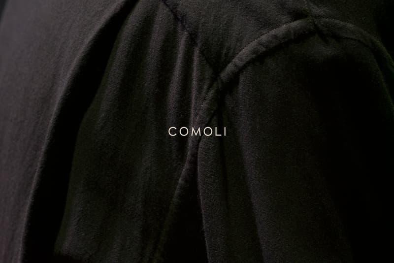 COMOLI  コモリ 2019年 春夏 シーズンビジュアル