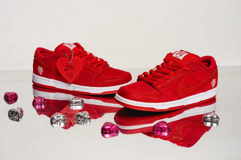 ナイキ SB ガールズドントクライ Girls Don't Cry Nike SB Dunk Low スケートボーディング VERDY ヴェルディ SNKRS 発売日 リリース オンライン