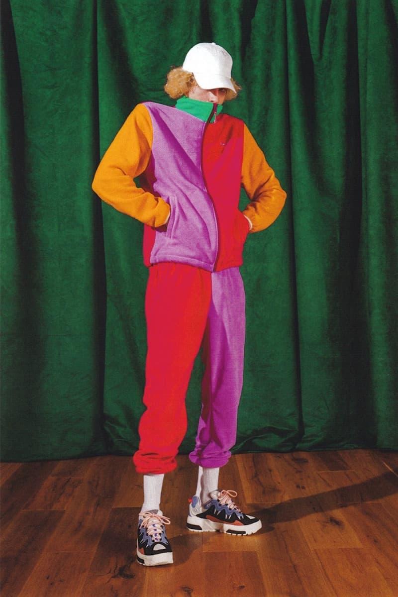 ゴルフ・ワン タイラー・ザ・クリエイター GOLF WANG Tyler The Creator Winter 2018 2019 Collection Lookbook Flowerboy Skating Preppy
