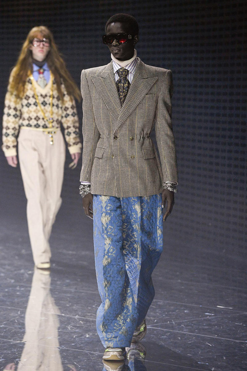 グッチ Gucci 2019年秋冬コレクション gucci fall winter 2019 collection milan fashion week mens womens wear clothing mfw fw19 presentation alessandro michele