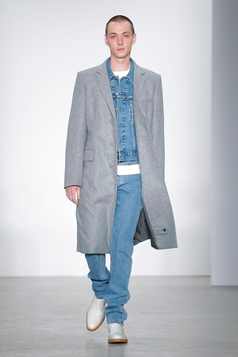 Helmut Lang fall winter 2019 ready to wear runway show collection images
