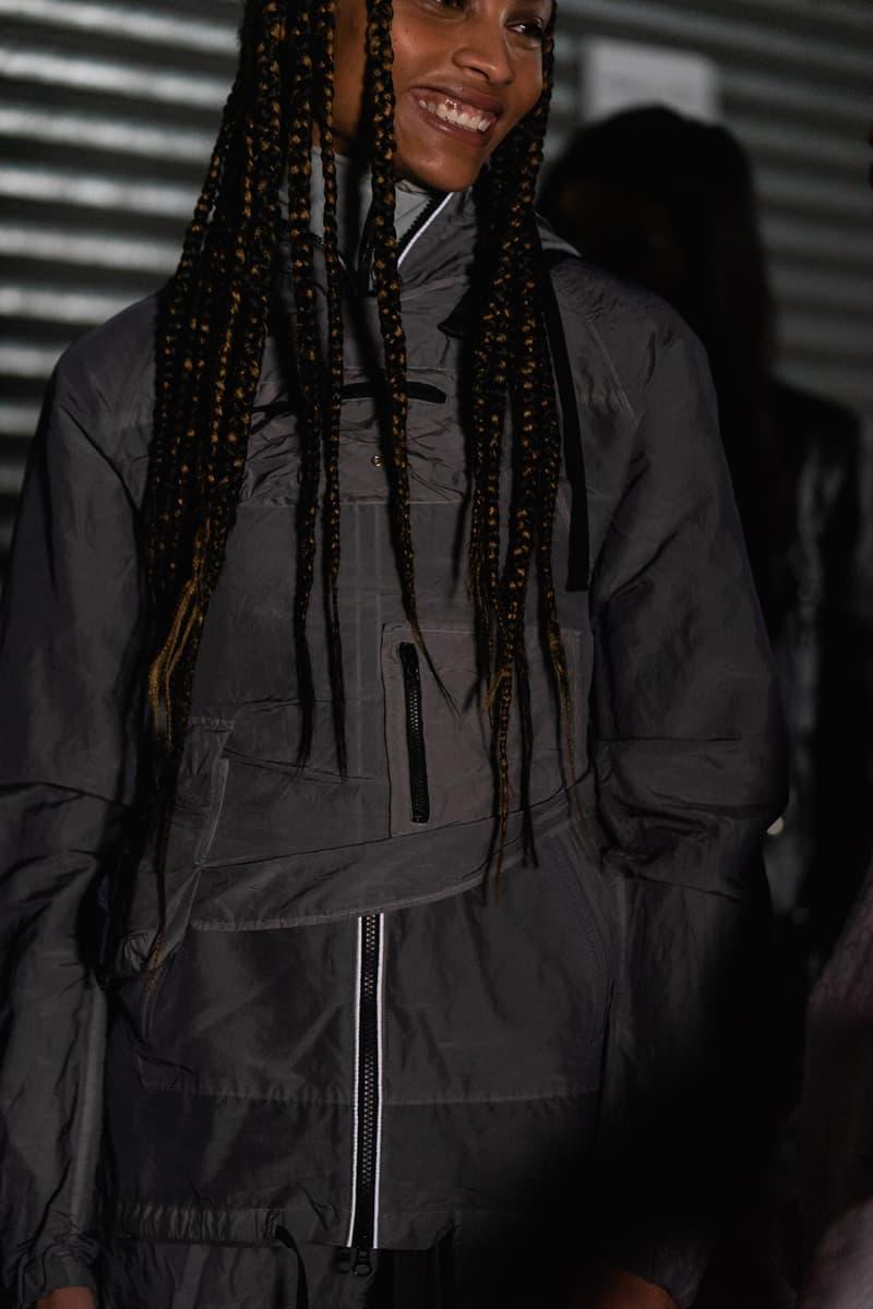 John Elliott Fall Winter 2019 Collection Runway Show NYFW new york fashion week
