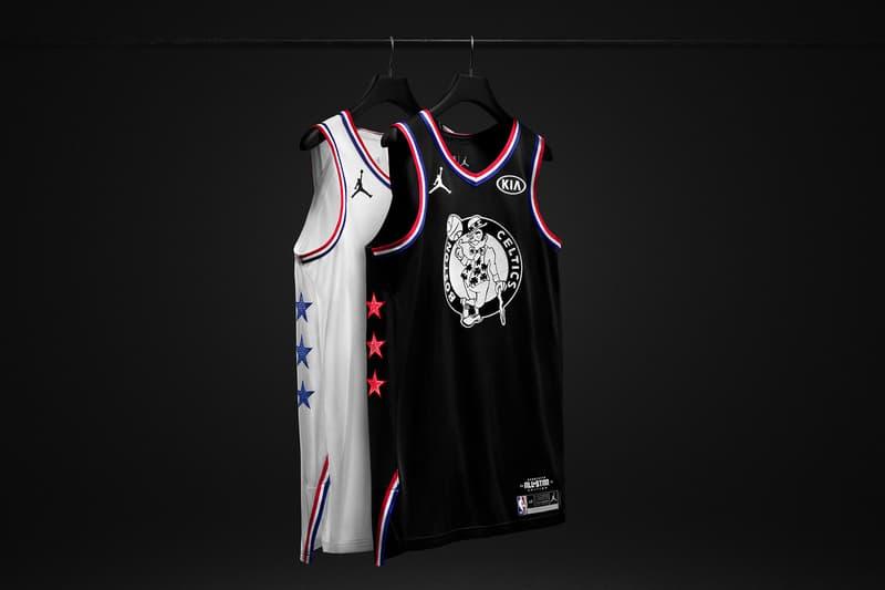 ジョーダン ブランド Jordan Brand が2019年の NBA オールスターユニフォームを発表