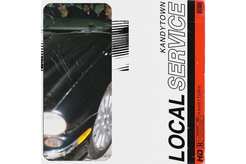 KANDYTOWN がクルー名義で新作EP『LOCAL SERVICE』をサプライズリリース
