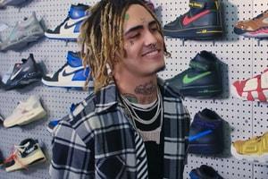 """若き人気ラッパー Lil Pump が """"Sneaker Shopping"""" に参戦で Nike を爆買い"""