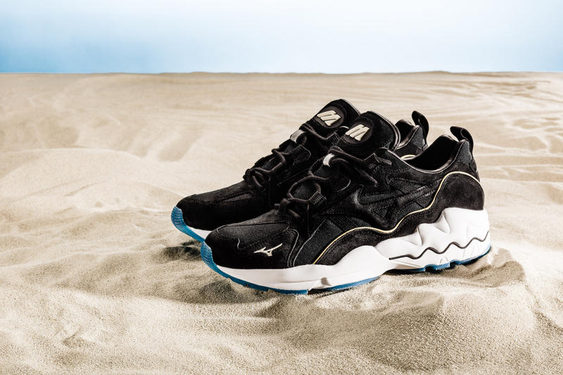 ミズノ ウェーブライダー 1 オンライン MIZUNO WAVE RIDER 1 SEA SHORE atmos mita sneakers YAMAOTOKO Styles PASS OVER BOSTON CLUB MIZUNO SHOP