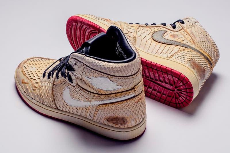 """エアジョーダン1 ザ・シュー・サージョン ナイジェル・シルベスター ナイキ The Shoe Surgeon's Nigel Sylvester Air Jordan 1 """"Lux"""" jordan brand bmx"""