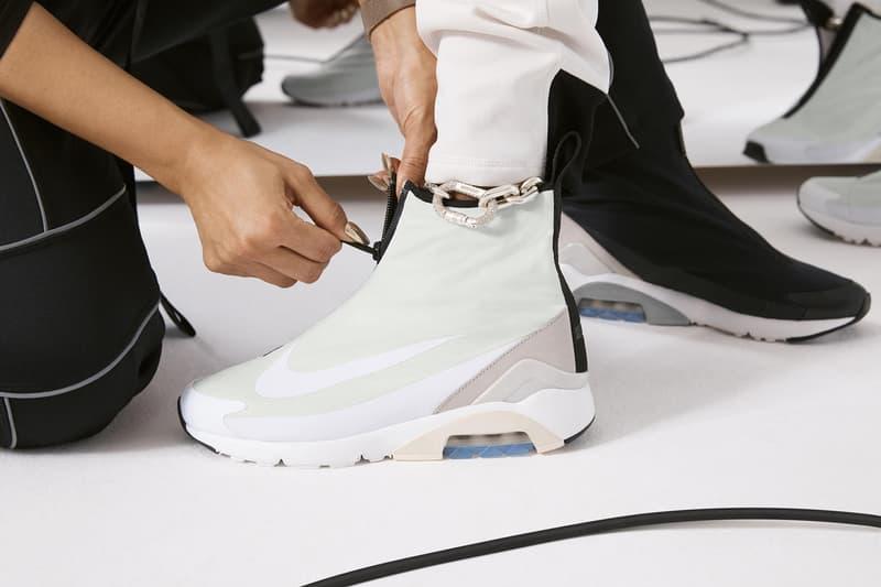 アンブッシュ x ナイキ AMBUSH® x Nike によるコラボフットウェアの発売情報が解禁